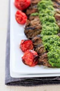 Chimichurri Sauce for Steak