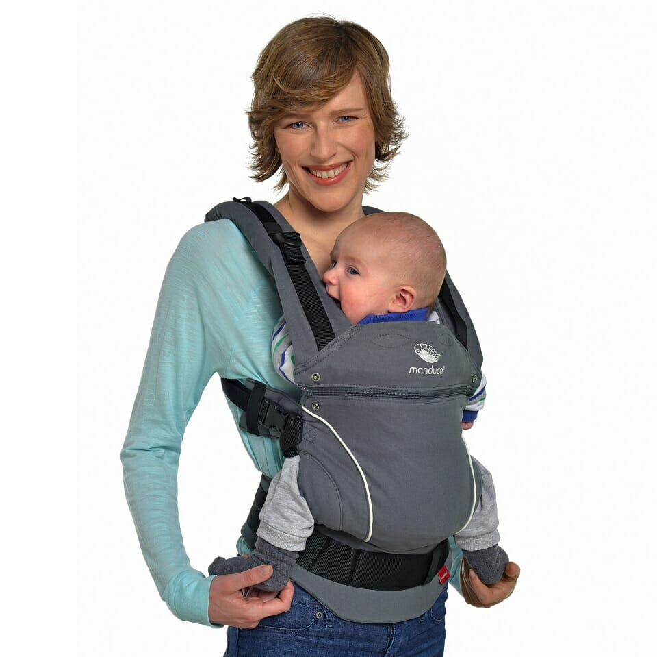 Manduca 'Pure Cotton' Baby Carrier