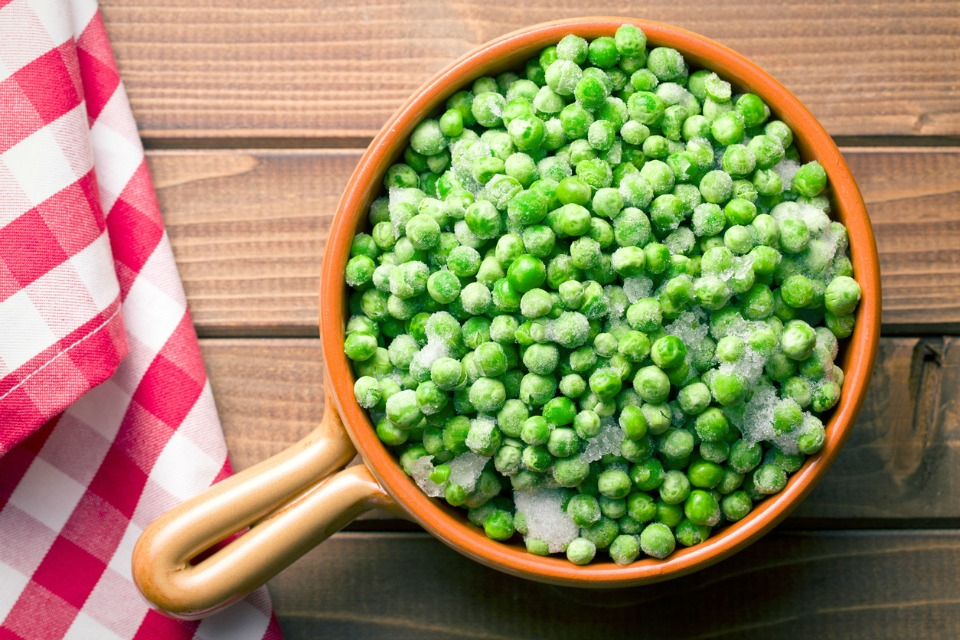 3 Family Friendly Recipes With Frozen Peas If there's one thing you should have in your freezer at all times when following a healt