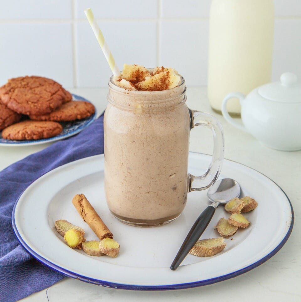 Gingerbread-Smoothie