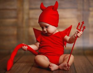 Revealed! The NAUGHTIEST and NICEST names - are your little one's names on the list?