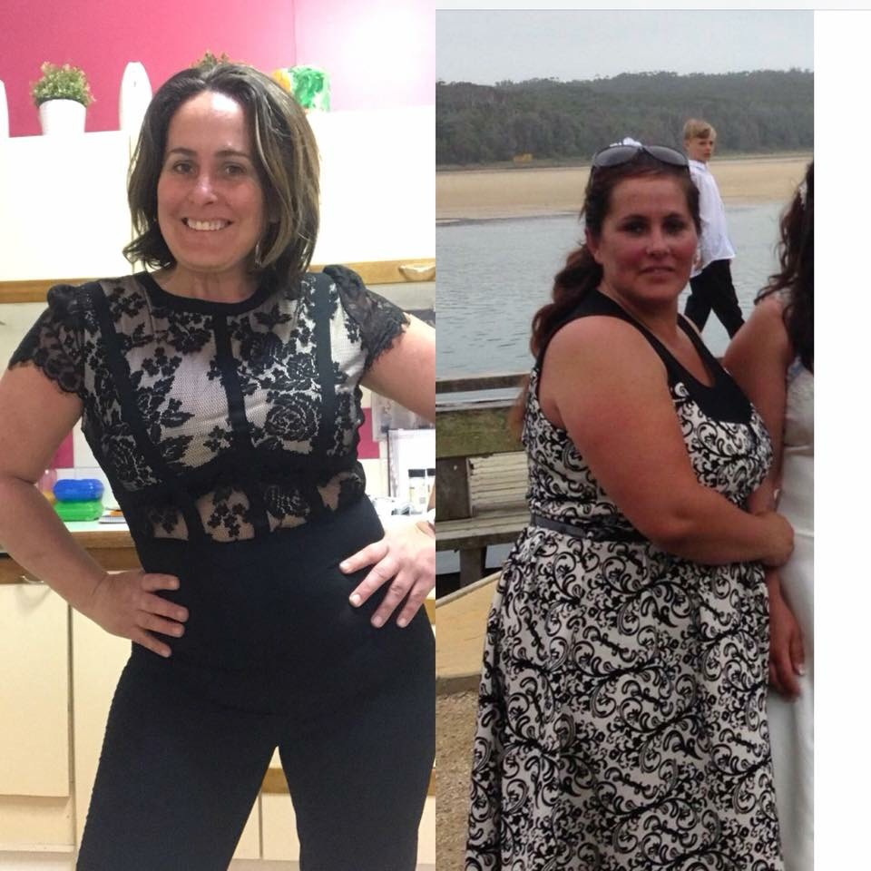 Michelle-Knight-before-after-age-no-barrier-to-weight-loss-over-45-years-old