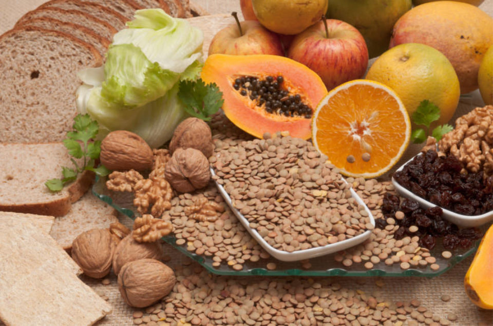 10 EASY ways to boost your FIBRE intake each day