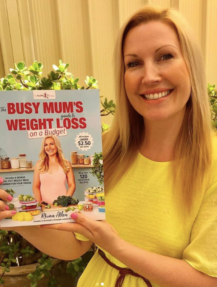 The ULTIMATE weight loss book for mums