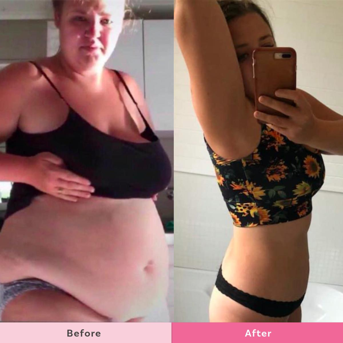 Cicily has lost 56kg and shares her TOP tips for losing big numbers!