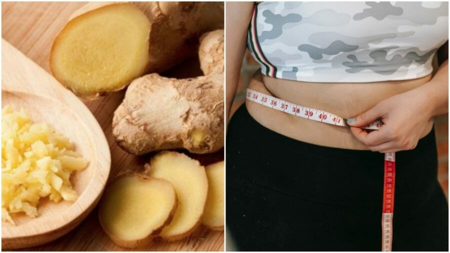 From melting belly fat to reducing bloating and improving digestion -the health benefits of ginger!